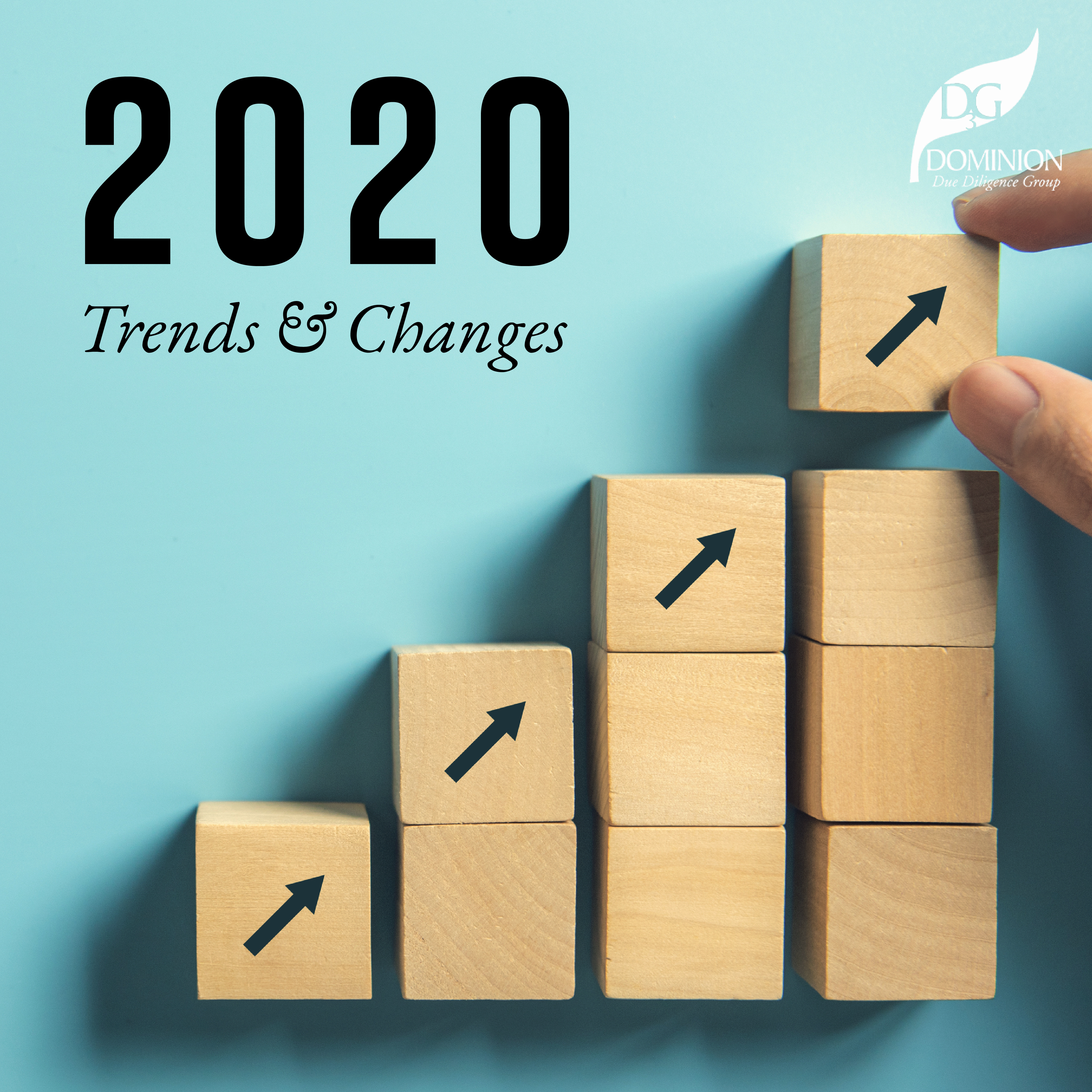 Trend & Changes in 2020 Housing Industry graphic