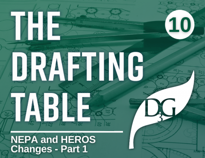 The Drafting Table Podcast Episode 10
