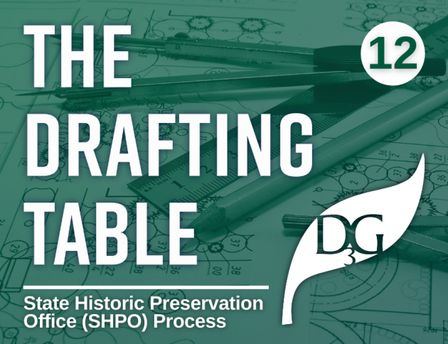 The drafting table podcast: state historic perservation office process SHPO